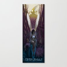 Fern Gully Canvas Print