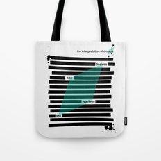 The Interpretation... Tote Bag