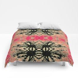 Fractal Dependence 5 Comforters