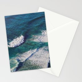 Waves Crashing Stationery Cards