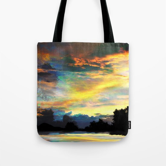 It is Only the End Tote Bag