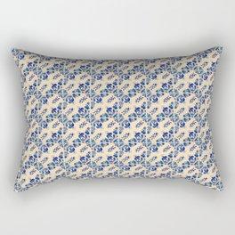 Tiles of Porto III Rectangular Pillow