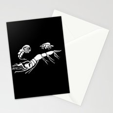 Father, Son, Holy Spirit Zooplankton Stationery Cards