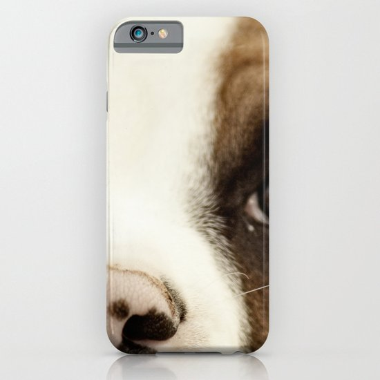 Boxer Nose iPhone & iPod Case