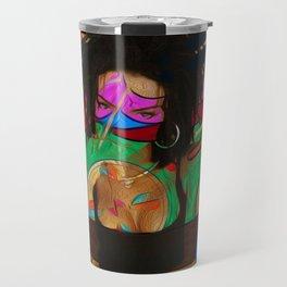 Lauryn Hill Travel Mug