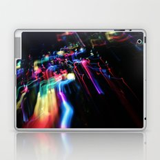 Wired Rainbow Laptop & iPad Skin