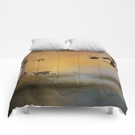 Homeward Bound Comforters
