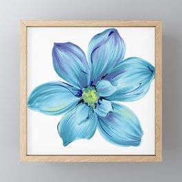 Flower ;) Framed Mini Art Print