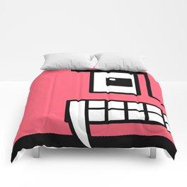 Vampire BLOKHEAD Comforters