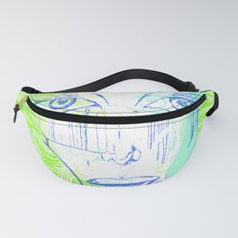 Magick Neon Eyes Fanny Pack