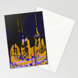 The Influencers Urban Totems Stationery Cards