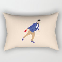The Drive By Rectangular Pillow