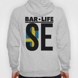 Sweden Bar Life Hoody