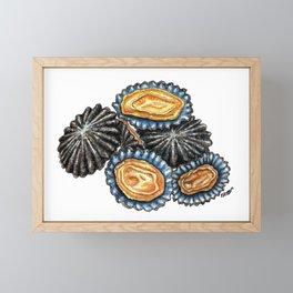Patella Framed Mini Art Print