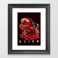 ALIEN: KANE'S SON Framed Art Print