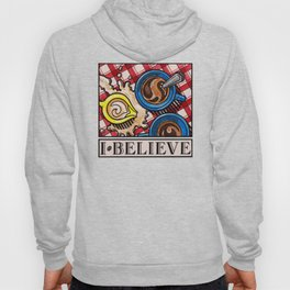 I.Believe|Coffee Hoody