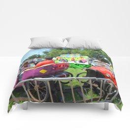 Jalopy Junction Comforters