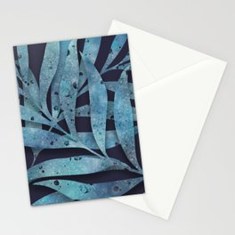 Watercolor Ferns Stationery Cards