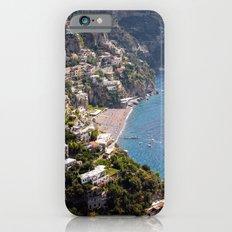 Positano Italy Harbor - Mediterranean Sea iPhone 6s Slim Case