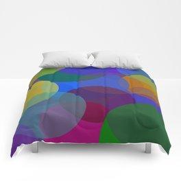 Circulos de colores Comforters