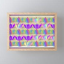 What Flower? Framed Mini Art Print