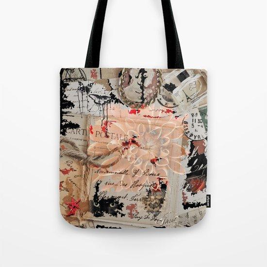 Hidden Secrets Tote Bag
