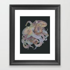 Tangled No. 4 Framed Art Print