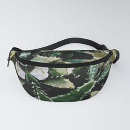 Succulents on Show No 1 Fanny Pack