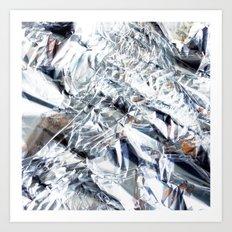Crunchy frost Art Print