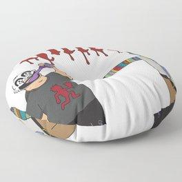 Juggalo Killer Floor Pillow