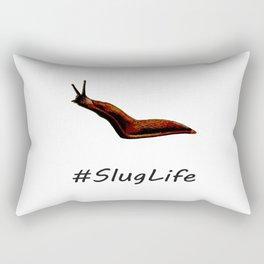 #SlugLife Rectangular Pillow