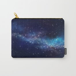 Floating Stars - #Space - #Universe - #OuterSpace - #Galactic Carry-All Pouch
