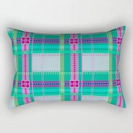 Ugh Plaid Rectangular Pillow