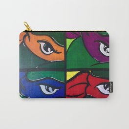Ninja Turtles Carry-All Pouch