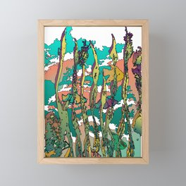 Totally Tubnautica Framed Mini Art Print