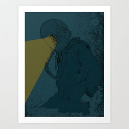 leagues Art Print
