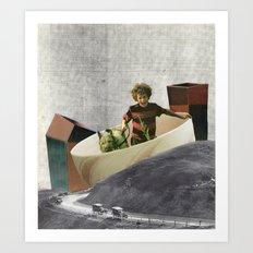 The Industrial Art Print