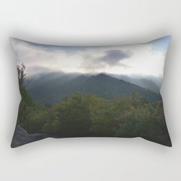 Explore the Hike Rectangular Pillow