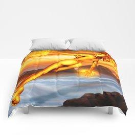 Mara the goddess of fire Comforters