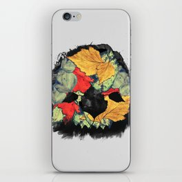 Death of Autumn iPhone Skin