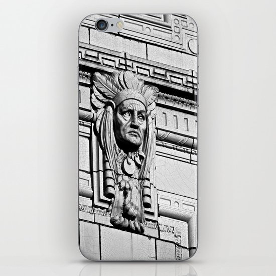 Building Chief iPhone & iPod Skin