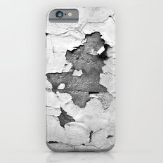 vintage - silver times iPhone 6s Slim Case