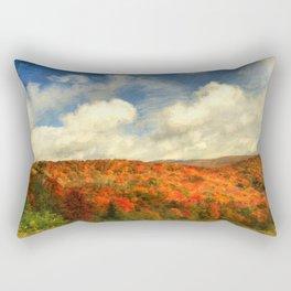 Fall in the Highlands Rectangular Pillow