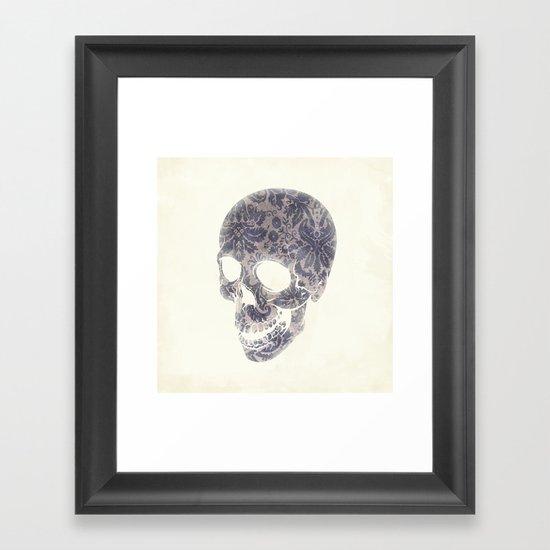 New Skin (alternate) Framed Art Print