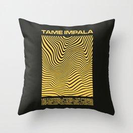 Tame Impala Currents Design Throw Pillow