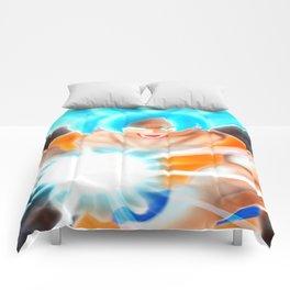 SSGSS Goku Comforters