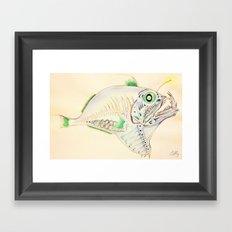 Seductive Framed Art Print