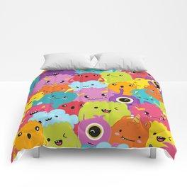 Lovely Monster Pattern Comforters