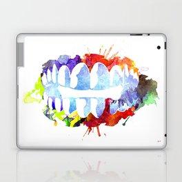 Teeth Laptop & iPad Skin