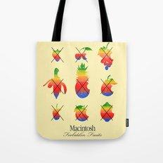 mac forbidden fruits Tote Bag